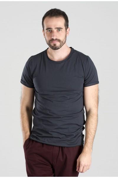 футболка антрацит