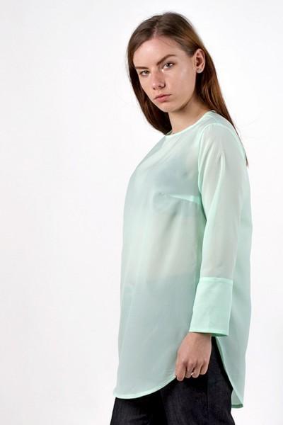 Блуза Leveza, мятная