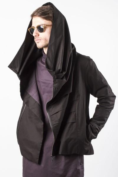 Куртка Dino черная, демисезон