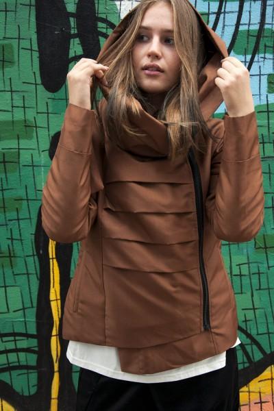 Куртка Dino терракотовая, зимняя