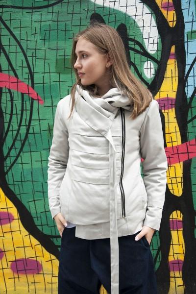 Куртка Dino светло-серая, зимняя