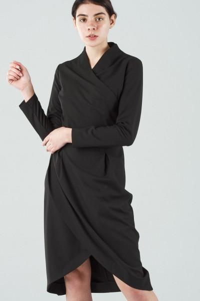 платье lеlea черное