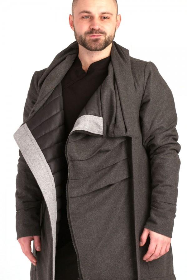 Куртка Dino сіра, зимова