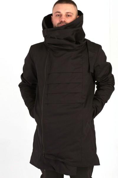Куртка Dino черная, зимняя, мужская