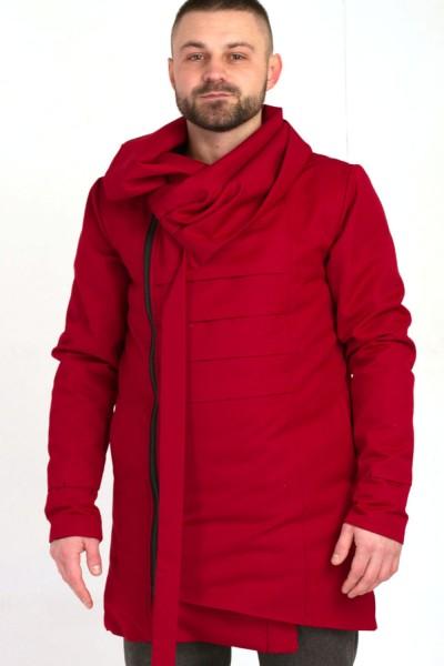 Куртка Dino бордо, зимняя, мужская