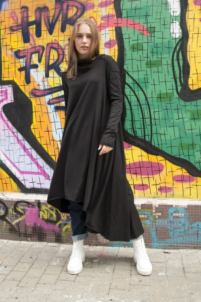 платье lea черное