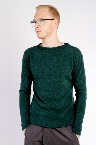 Sweater dark green