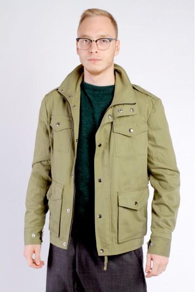 Куртка М65 оливковая, демисезон