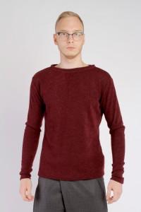 Sweater bordo