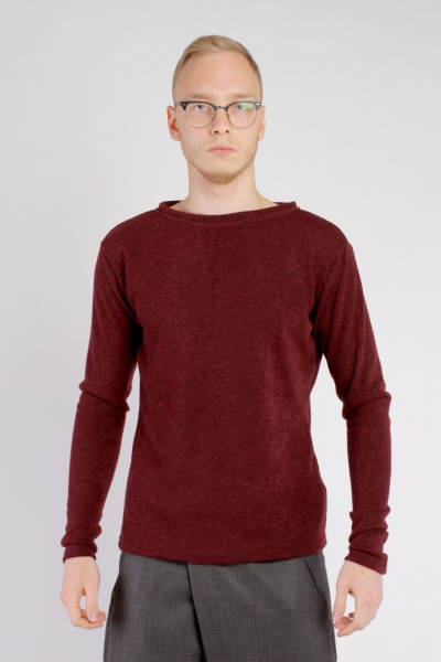 Sweater bordo