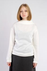 mini throat sweater milk