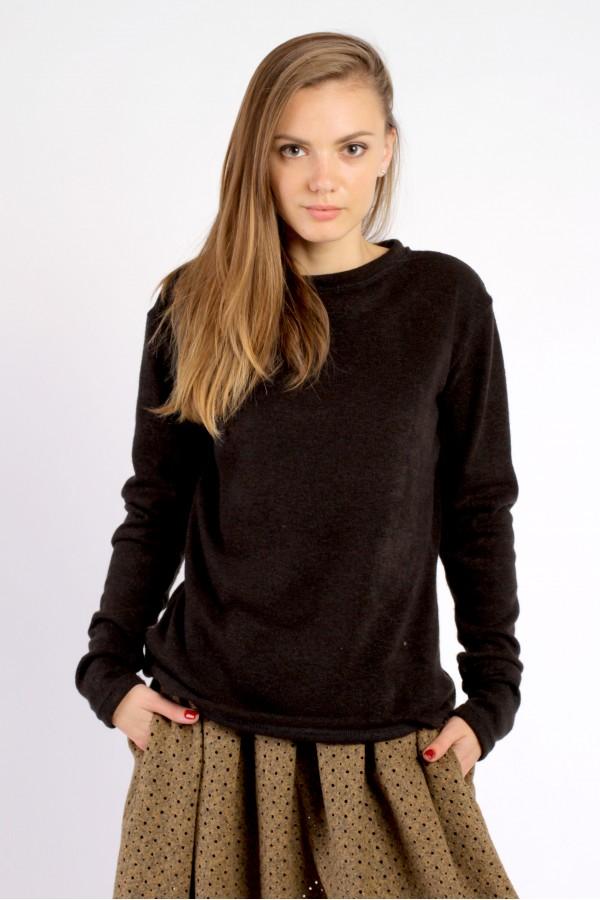 Sweater dark black