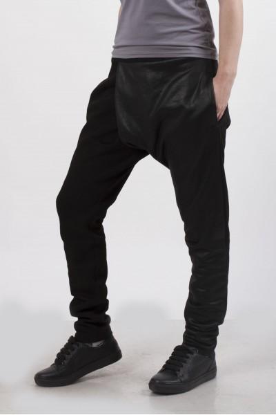 Pants  gravi, black