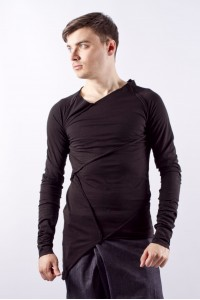 jumper unisex gravi black
