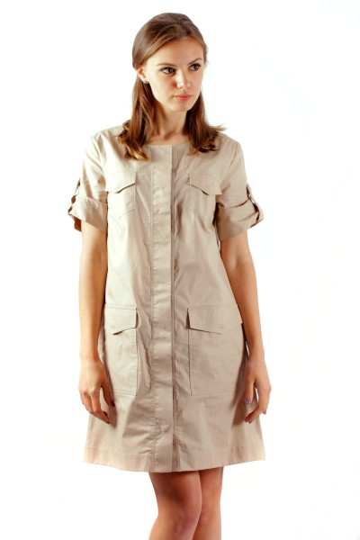 dress safari beige
