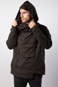Куртка Dino коричневая, демисезон
