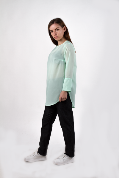 Blouse Leveza, mint