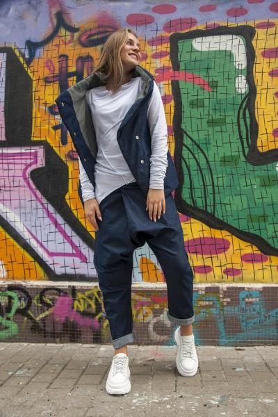 Комплект Gravi: брюки, джемпер и жилет