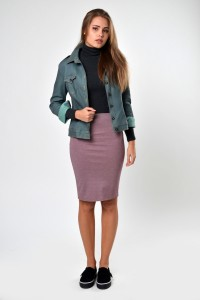 Pencil skirt ( light pink)