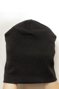 Winter Black beanie hat