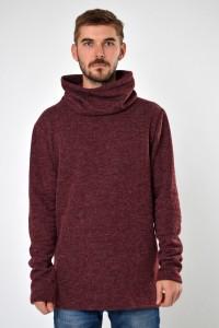 Sweater unisex burgundy