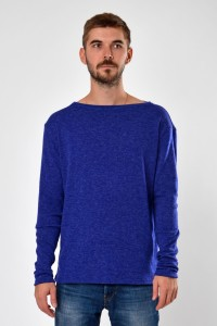 Sweater electric blue