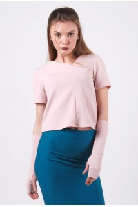 Top trapeze pink